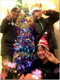 上げ郎サンタのクリスマス準備ー☆