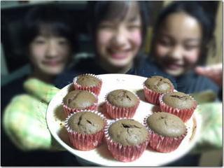 娘達のチョコ作り!!