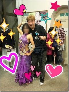 艶めかしくセクシーな美女たちの演舞に大興奮!!inベリーダンスのオリエンタルな宴XII