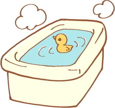 衝撃の風呂!!(笑)
