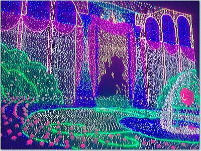 イルミの季節キタァ〜☆温泉もよかねwin日本最大級の道の駅!おおとう桜街道〜♪