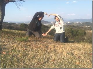 さくらと桜見物三昧の週末♪in大将陣公園&鳥羽公園☆
