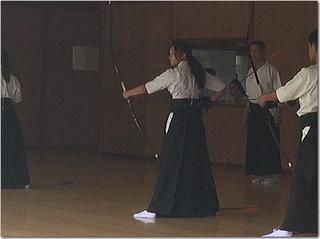 初めての弓道観戦に行って参りましたぁ〜!!ヽ(´▽`)/