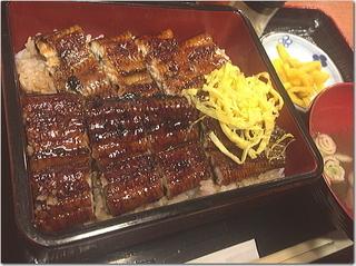 3200円のうな重を5人前!!マジで美味かった☆inうなぎ専門店「大浦屋」♪