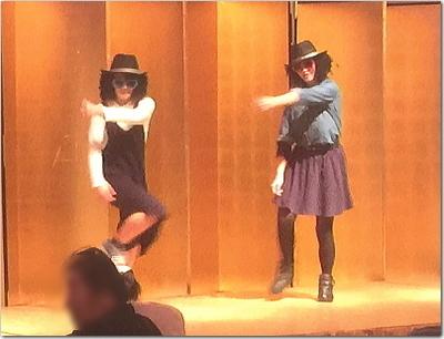防弾少年団のホルモン戦争ダンスを熱意家長女次女が披露!!最高に盛り上がった新年研修会☆