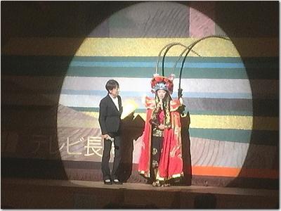 変面師彩華にくぎづけ!!w九州大会のオープニングで中国変面ショー♪18歳の美少女だとぉ〜!?