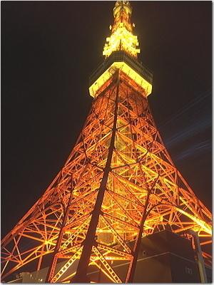 遂に憧れの「東京タワー」に〜☆もう!上げ郎、感無量!wスカイツリーにはない良い所が沢山!ありがとう!東京タワー♪