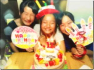 みやびどん11回目のお誕生日☆