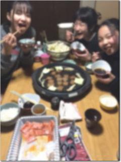 焼肉パーティーだぁ〜☆