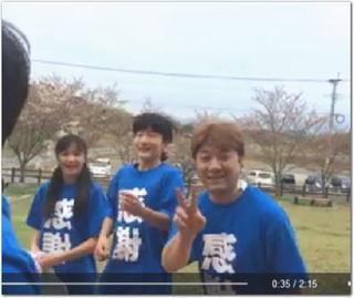 花見イベントの動画公開☆