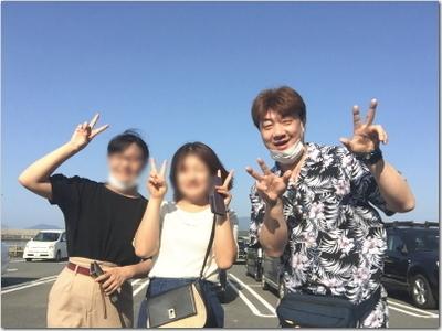 猫の島「相島」へ?(笑)福岡県の外出自粛要請解除後、初の週末で家族ドライブー☆