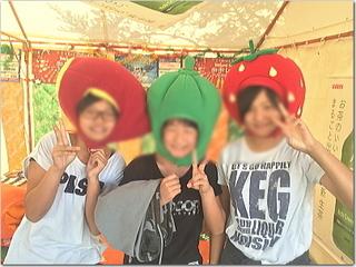 娘らの笑顔は満開でした〜♪in朝倉市のキリン花園コスモスフェスタ2016