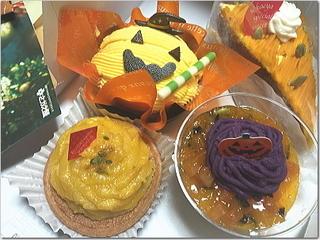 芸術と食欲の秋を同時に満喫じゃ〜♪o(*^▽^*)o