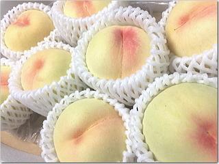 目の前に超☆美味そうな桃があるのに〜っ!!うぉー!!(;T∇T)ノ