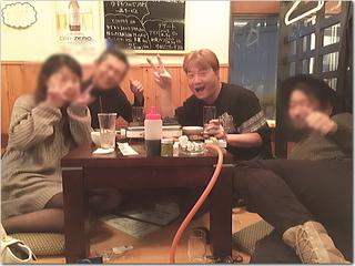昔懐かしいオフ会仲間と久しぶりの飲み会〜☆(=´∇`=)にゃー