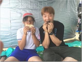 みやびどん小学校最後の運動会に感動〜( iдi ) ハゥ