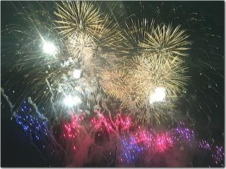 直方市の夏祭り花火大会!最高でした〜☆(o^∇^o)ノ