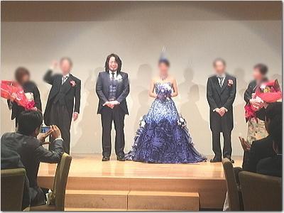 ポキさん結婚式中編〜ポキパパ大暴走で感動と大爆笑の巻〜アントニオ小猪木も!?