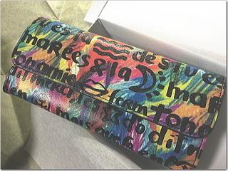 カステルバジャックのお財布をフミちゃんに☆VANSのスニーカーは自分でwお誕生日プレゼント〜♪